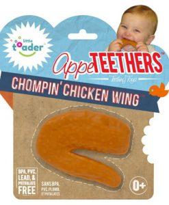 AppeTEETHERS bijtspeeltje Chompin Chicken Wing