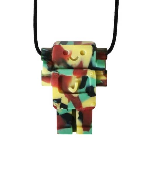 bijtketting-jellystone-robot-camouflage