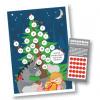 aftelkalender kerstmis A5