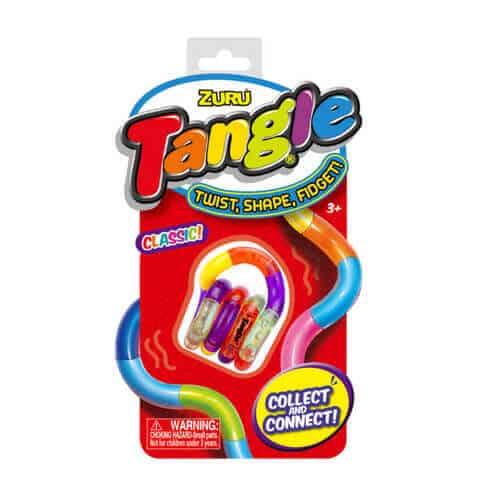 Tange Classic Junior geel, rood, paars, groen