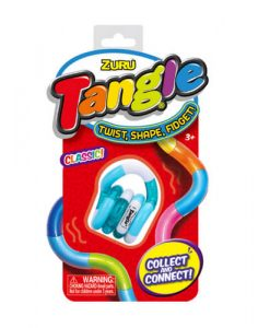 Tange Classic Junior wit, blauw