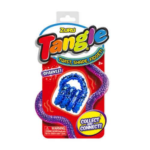 Tange junior sparkle blue