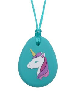 Munchables unicorn aqua