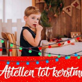 aftellen tot kerstmis