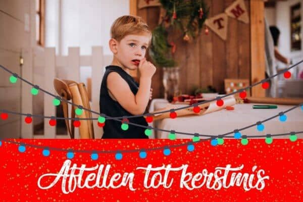 aftellen tot kerstmis