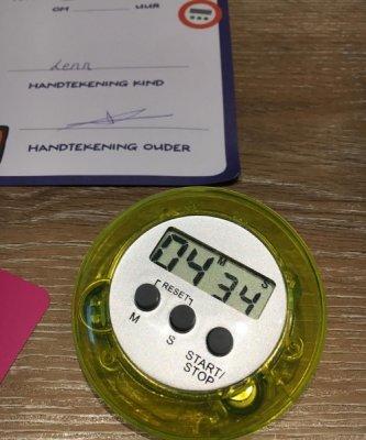 mytimmingcards timer